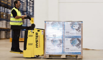 Carretilla eléctrica preparadora de pedidos Hyster P2.0S-P2.0SE full