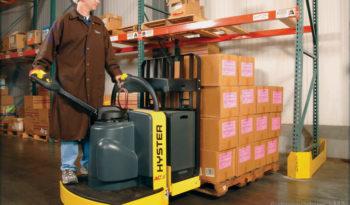 Carretilla eléctrica preparadora de pedidos Hyster B60ZAC full