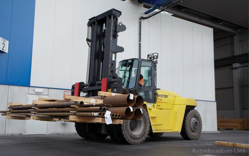 Big Truck Hyster H400-450HDS full