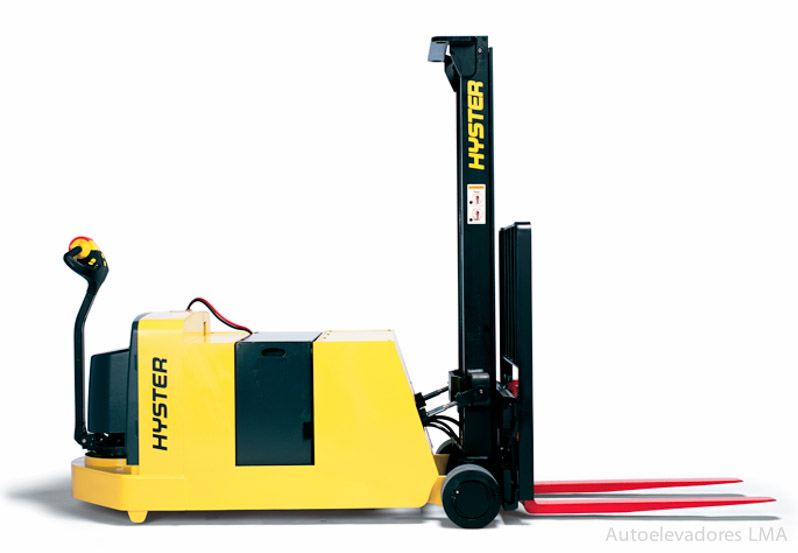 Apilador eléctrico contrabalanceado para hombre caminando Hyster W25-40ZC full