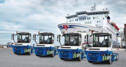 Tractor Portuario 4×4 Serie RT 223