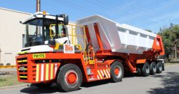 Tractor Portuario 4×4 Serie RT 403