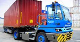 Tractor Portuario 4×2 Serie YT 182